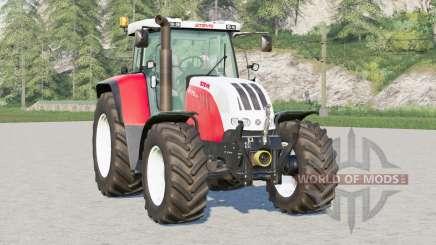 Steyr 6105 CVT para Farming Simulator 2017