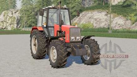 Mth-1221 Bielorrusia para Farming Simulator 2017