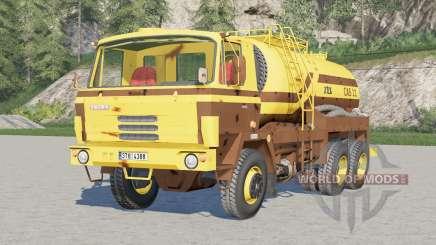 Tatra T815 CAS-11 para Farming Simulator 2017
