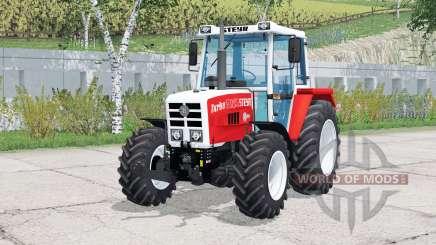 Steyr 8080A Turbo〡 limpiaparabrisas para Farming Simulator 2015