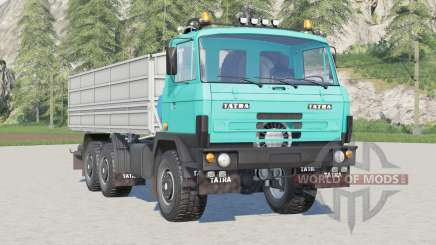 Tatra T815 Agro〡choosing una plataforma para Farming Simulator 2017