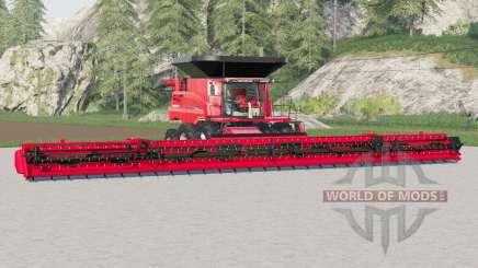 Caso IH Axial-Flow 250 series〡capacidad para Farming Simulator 2017