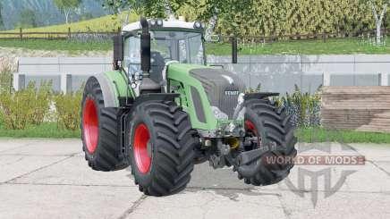 Fendt 936 Vario〡podświetlenie en la cabina para Farming Simulator 2015