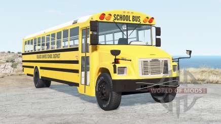 Freightliner FS-65 v1.2 para BeamNG Drive