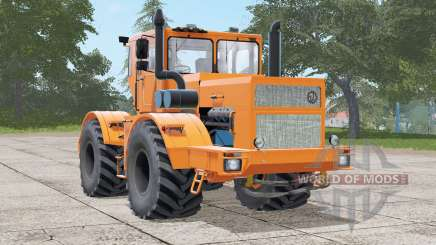 Kirovets K-700A〡 potencia del motor seleccionable para Farming Simulator 2017