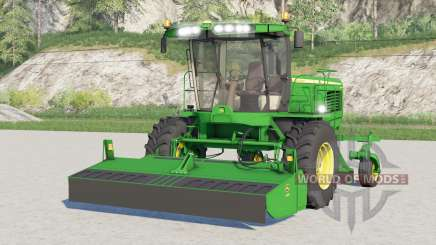 John Deere W260〡autopropulsado cortacésped para Farming Simulator 2017