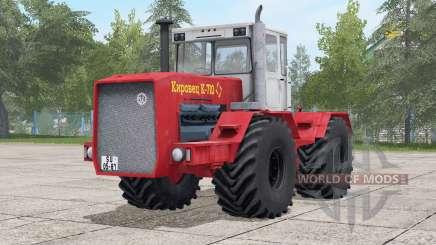 Kirovets Ꞣ-710 para Farming Simulator 2017