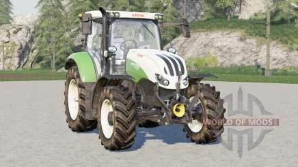 Steyr 4105 Profi〡10 configuraciones de neumáticos para Farming Simulator 2017