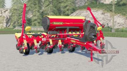 Vaderstad Tempo F8 para Farming Simulator 2017