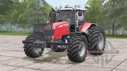 Massey Ferguson 7700 serieᶊ para Farming Simulator 2017
