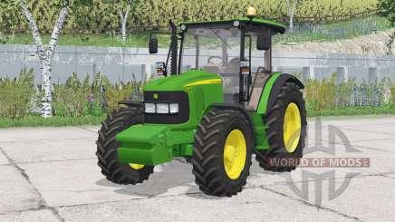 John Deere 5R series para Farming Simulator 2015
