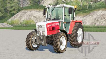 Steyr 8090A Turbꚛ para Farming Simulator 2017
