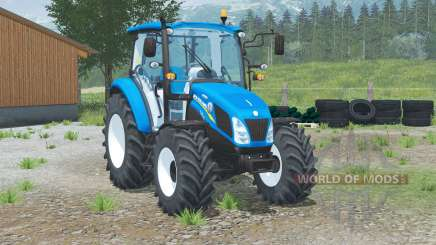 New Holland T4.75 para Farming Simulator 2013