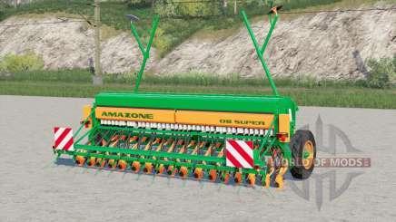Amazone D8-40 Super para Farming Simulator 2017