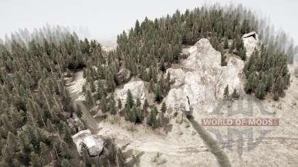 Montes Urales para MudRunner