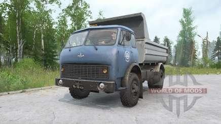 MAZ-5549 para MudRunner