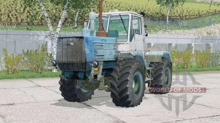 T-150K〡 hojas protectoras extraíbles para Farming Simulator 2015