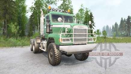 Freightliner M916A1 para MudRunner