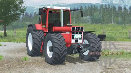 Internacional 1455 XLA〡added ruedas para Farming Simulator 2013