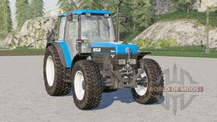 New Holland 8340 selección de ruedas para Farming Simulator 2017