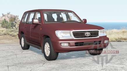 Toyota Land Cruiser (J100) 2005 para BeamNG Drive