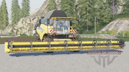 New Holland CR9.90 Revelation〡tank diseño para Farming Simulator 2017