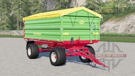 Strautmann SZK 802〡puede ser utilizado como plataforma para Farming Simulator 2017