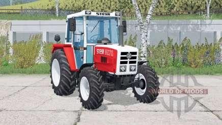 Steyr 8070A〡seat suspension para Farming Simulator 2015
