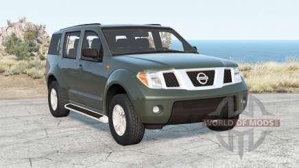 Nissan Pathfinder (R51) 2010 para BeamNG Drive