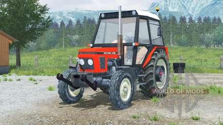 Zetor 7711〡abrir puertas para Farming Simulator 2013