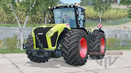 Claas Xerion 4500 Trac VC〡más potencia para Farming Simulator 2015