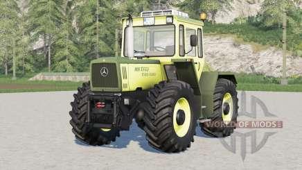 Mercedes-Benz Trac 1000 velocidad de tracción reducida para Farming Simulator 2017