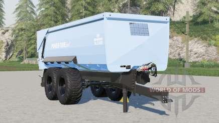 Brantner TA 23065-2 Power Tube plus〡größere farbpalette para Farming Simulator 2017