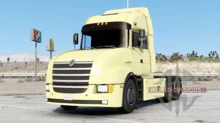 Ural-6464 v1.4 para American Truck Simulator