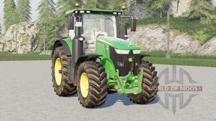 John Deere 7R serieꚃ para Farming Simulator 2017