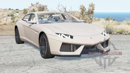 Lamborghini Estoque 2008 para BeamNG Drive