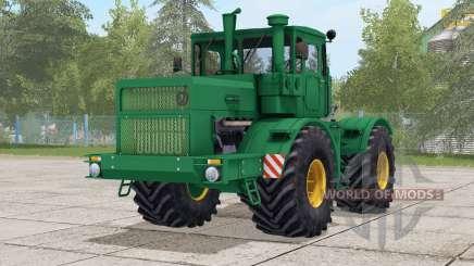 Kirovets K-700A〡especting el color del cuerpo para Farming Simulator 2017