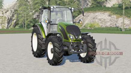 Valtra A serie 〡front hydraulics was added para Farming Simulator 2017