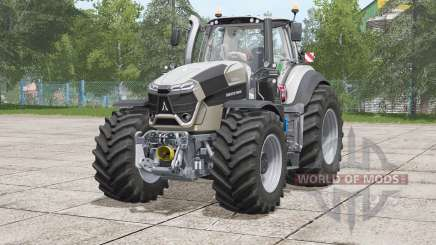 Deutz-Fahr Serie 9 TTV Agrotrɵn para Farming Simulator 2017