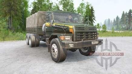 Voron D-53233 para MudRunner