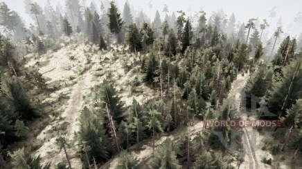 Llamada 5: Swamp v1.1 para MudRunner
