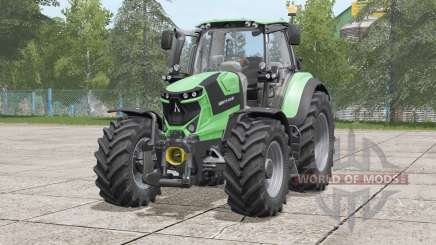 Deutz-Fahr Serie 6 TTѴ para Farming Simulator 2017