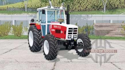 Steyr 8130A Turbo〡 limpiaparabrisas para Farming Simulator 2015