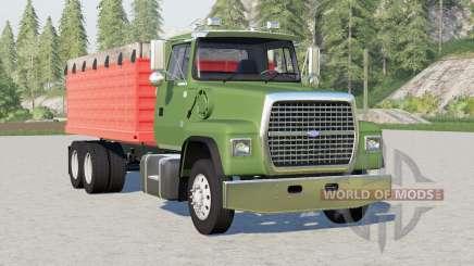 Ford L9000 Grain Truck 1997 para Farming Simulator 2017