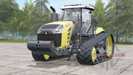 Fendt 1100 MT series〡cuaur configuraciones de motor para Farming Simulator 2017