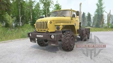 Ural-44202-0511-41 para MudRunner