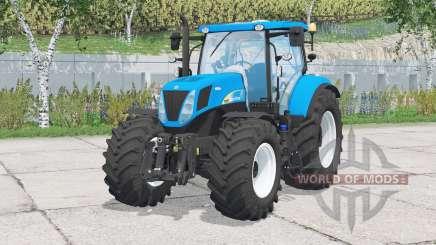 Nueva Holanda T70ろ0 para Farming Simulator 2015
