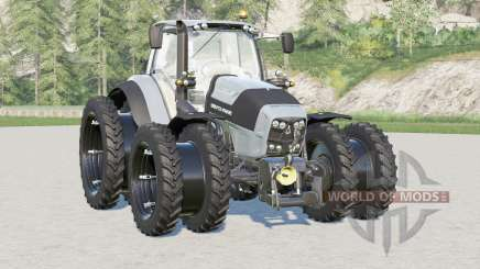Deutz-Fahr Serie 7 TTV Agrotrøn para Farming Simulator 2017
