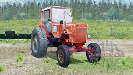 MTK-80L Bielorrusia〡 Puertas abiertas para Farming Simulator 2013