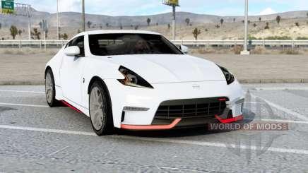 Nissan 370Z Nismo (Z34) 2014 v3.0 para American Truck Simulator
